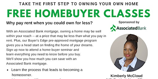 FREE HOMEBUYERS SEMINAR