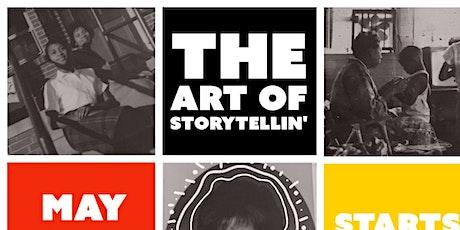 The Art of Storytellin' tickets