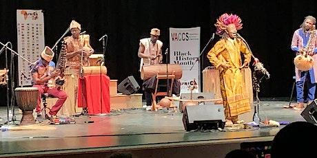 ISSAMBA-The Unforgettable Journey Through the Depths of African Rhythms tickets