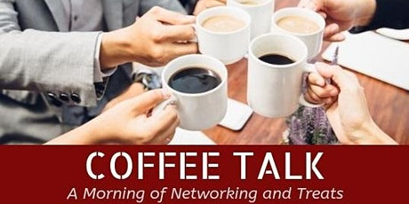 Coffee Talk: Free Business Networking Event (Kids Welcome) tickets