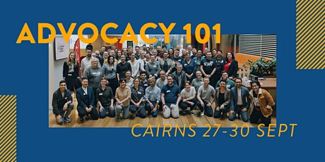 Advocacy 101 - Cairns tickets