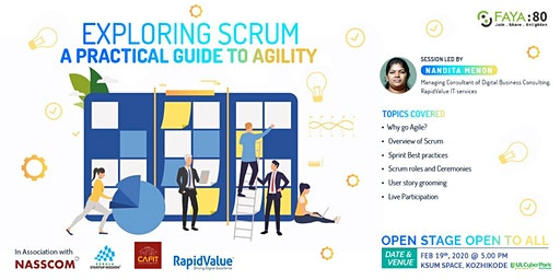 Exploring Scrum: a practical guide to Agility