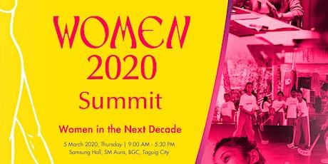 #Women2020 Summit: Women in the Next Decade tickets