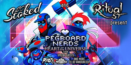 So Stoked & Ritual Present: Pegboard Nerds Heart of the Universe Tour tickets