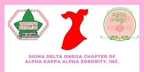 Sigma Delta Omega Chapter of AKA, Inc.©  3rd Annual Red Dress Luncheon tickets