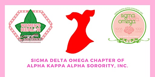 Sigma Delta Omega Chapter of AKA, Inc.©  3rd Annual Red Dress Luncheon