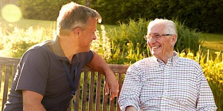 Men's Carer Information Sessions tickets