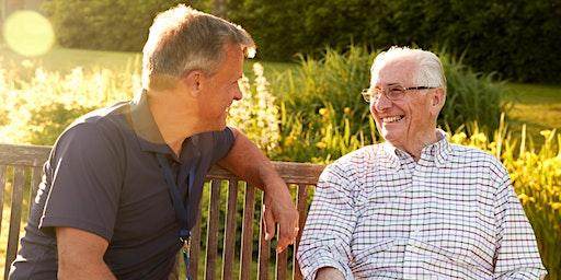 Men's Carer Information Sessions