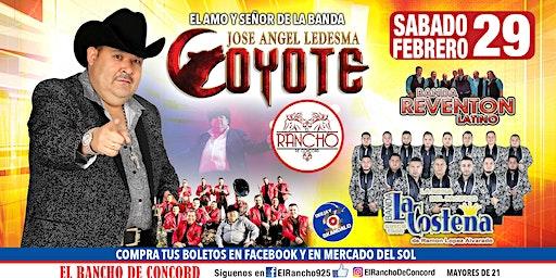 El Coyote-Sabado 29 de Febrero-El Rancho de Concord