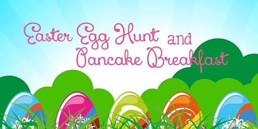 Okanagan Mission Hall 6th Annual Pancakes with the Easter Bunny Breakfast