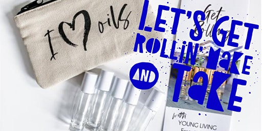 Get Rollin' with Essential Oils