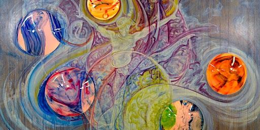 Art Exhibit - The Juggler - Stephen Teuscher
