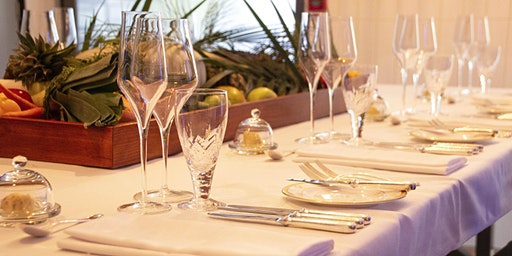 Queensland Parliament Chef's Table - Flavours of Summer