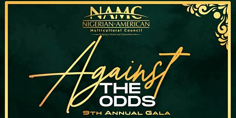9th Annual NAMC Gala: Against the Odds tickets