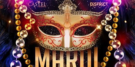 Mardi Gras Carnival at District Fridays 18+ inside Florentine Hollywood tickets