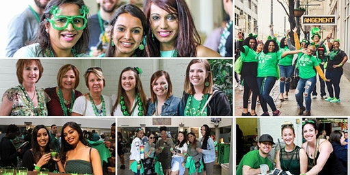 Atlanta's Edgewood St. Patrick's Day Weekend Bar Crawl