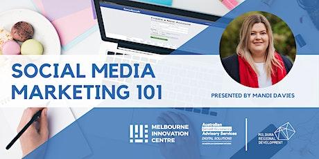 Social Media Marketing 101 - Mildura tickets
