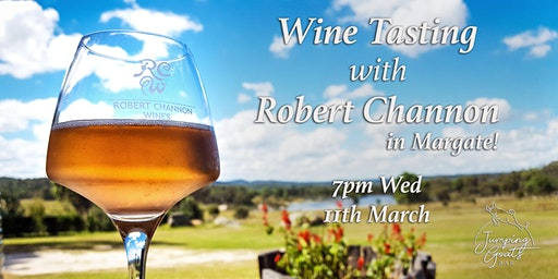 Wine Tasting with Robert Channon