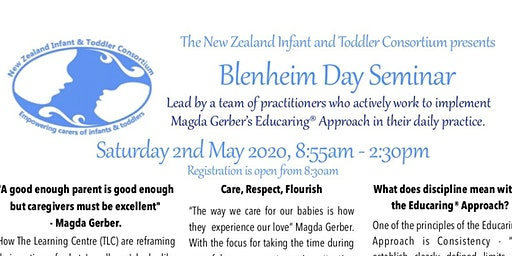 NZITC - New Zealand Infant and Toddler Consortium Blenheim Day Seminar