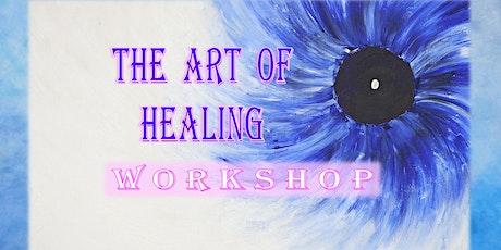 The ART of Healing tickets