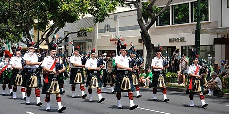 Official 53rd Annual Honolulu St. Patrick's Day Parade 2020 tickets