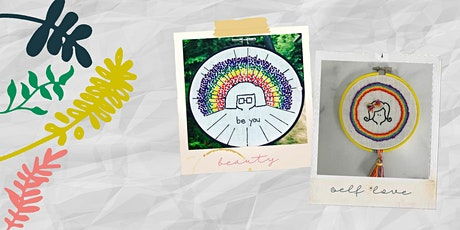 Beautiful Soul: An embroidered Self Portrait tickets