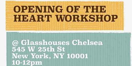Yoga With Sensei Ishmail: Opening The Heart Workshop tickets