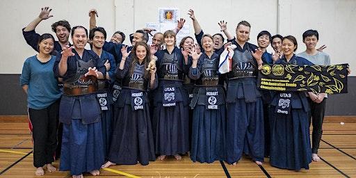 UTAS Kendo Club Open Day