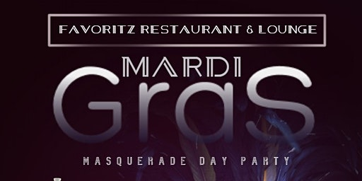Mardi Gras Masquerade Day Party
