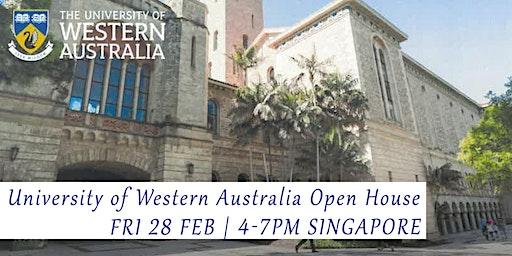 World Top 100 - Uni of Western Australia Info & Appln Day