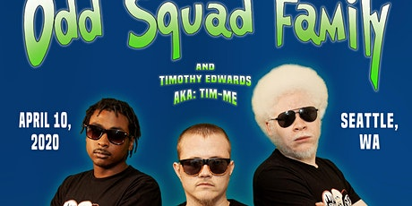 Odd Squad Family & Timothy Edwards aka Tim-Me at Seattle Hard Rock tickets