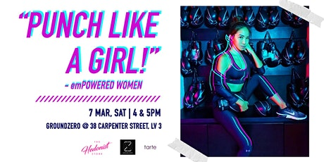 Punch Like A Girl - emPOWERED WOMEN tickets