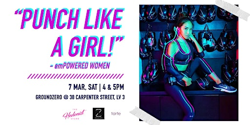 Punch Like A Girl - emPOWERED WOMEN