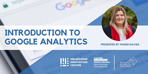 Introduction to Google Analytics for Business Performance - Mildura