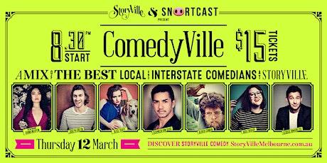 ComedyVille - Week 5 tickets
