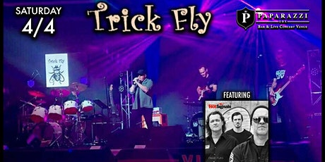 TRICK FLY feat. The Hot Signals LIVE! at Paparazzi OBX tickets