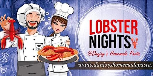 Lobster Ravioli Night
