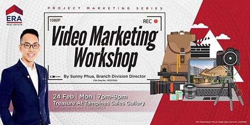 [Project Marketing Series] Video Marketing Workshop