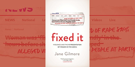 Jane Gilmore: Fixed It - Castlemaine tickets