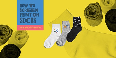 How To Screen Print On Socks tickets