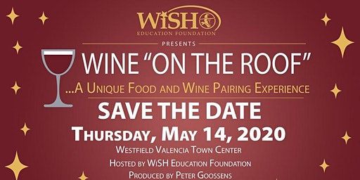 "WINE ""ON THE ROOF"" - A Unique Wine and Food Pairing Experience!"