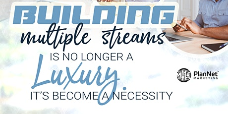 Building Multiple Streams of Income tickets