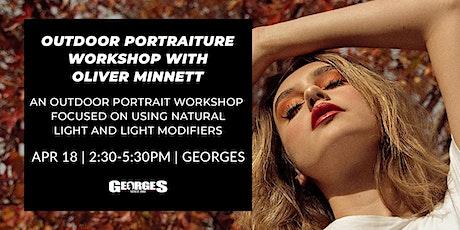 Outdoor Portraiture Workshop with Oliver Minnett tickets