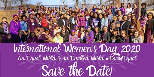 7th AFRICaide International Women's Day: Buiding A Stronger World Together