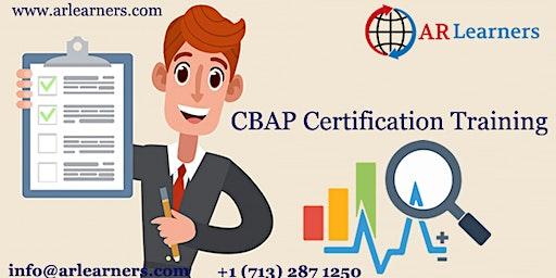 CBAP Certification Training in Salt Lake City, UT, USA
