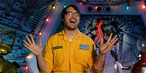 Rated R Comedy Presents Jonah Ray (Mystery Science Theater 3000, Nerdist)