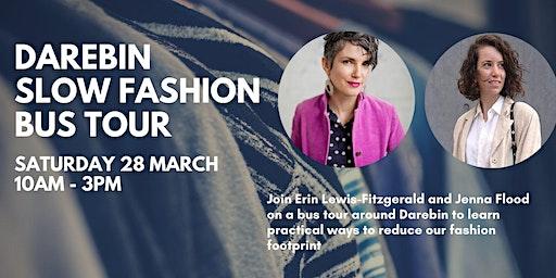 Darebin slow fashion bus tour