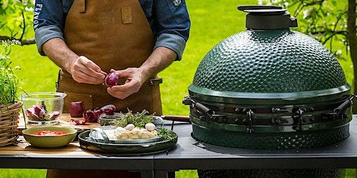 Big Green Egg Cooking Demonstration