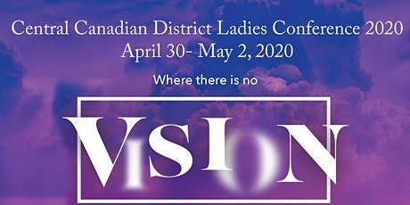 CCD Ladies Conference 2020 tickets