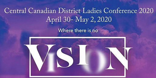 CCD Ladies Conference 2020